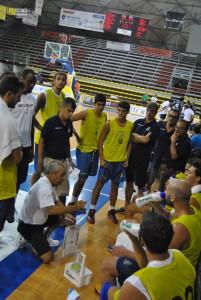 givova scafati basket benaquista latina amichevole precampionato serie a2 girone ovest