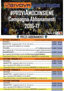 manifesto campagna abbonamenti