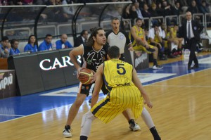 givova scafati basket vs tortona capitano crow vs capellone