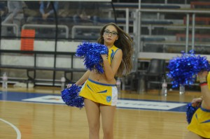 givova scafati basket vs tortona cheerleader
