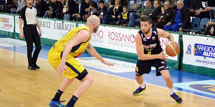 Givova Scafati Basket Vs La Briosa Barcellona  SERIE A2 GIRONE OVEST  28° Giornata 2016 LNP Falucca vs Rezzano