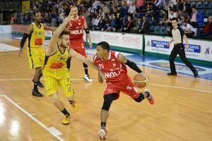 Givova Scafati Basket Vs Andrea Costa Imola  SERIE A2 PLAYOFF Gara 1 LNP Anderson vs Spizzichini