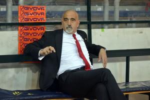 Givova Scafati Basket Vs Andrea Costa Imola  SERIE A2 PLAYOFF Gara 1 LNP Coach Ticchi