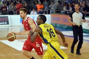 Givova Scafati Basket Vs Andrea Costa Imola  SERIE A2 PLAYOFF Gara 1 LNP De Nicolao vs Mayo