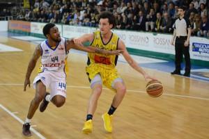 Givova Scafati Basket Vs Tezenis Verona SERIE A2 PLAYOFF 2016 LNP Portannese vs Miller