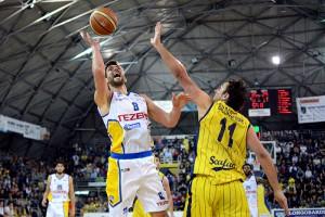 SERIE A2 PLAYOFF GARA 2 - Givova Scafati Basket Vs Tezenis Vero