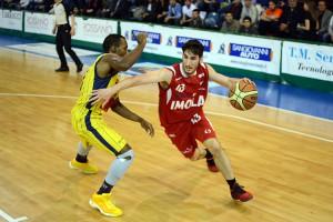 Givova Scafati Basket Vs Andrea Costa Imola  SERIE A2 PLAYOFF Gara 1 LNP Sabatini vs Mayo