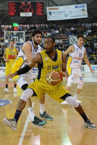 Givova Scafati Basket Vs Tezenis Verona SERIE A2 PLAYOFF 2016 LNP Simmons
