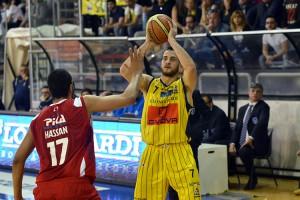 Givova Scafati Basket Vs Andrea Costa Imola  SERIE A2 PLAYOFF Gara 1 LNP Spizzichini vs Hassan