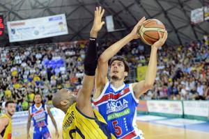 SERIE A2 Playoff  2016 GARA 2  - Givova Scafati Basket Vs Centrale del Latte Brescia Cittadini vs Simmons