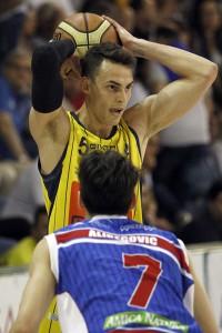SERIE A2 Playoff  2016 GARA 2  - Givova Scafati Basket Vs Centrale del Latte Brescia Crow vs Alibegovic