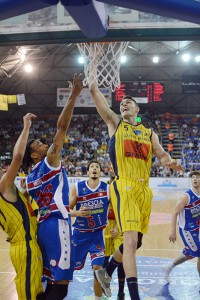 SERIE A2 Semifinale Playoff  2016 GARA 5   - Givova Scafati Basket Vs Centrale del Latte Brescia Crow