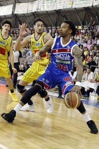 SERIE A2 Semifinale Playoff  2016 GARA 5   - Givova Scafati Basket Vs Centrale del Latte Brescia Hollis vs Baldassarre