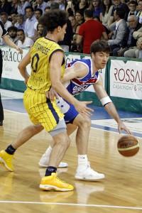 SERIE A2 Semifinale Playoff  2016 GARA 5   - Givova Scafati Basket Vs Centrale del Latte Brescia
