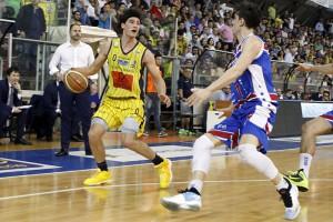 SERIE A2 Semifinale Playoff  2016 GARA 5   - Givova Scafati Basket Vs Centrale del Latte Brescia Portannese vs Alibegovic