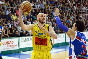 SERIE A2 Semifinale Playoff  2016 GARA 5   - Givova Scafati Basket Vs Centrale del Latte Brescia Rezzano vs Passera