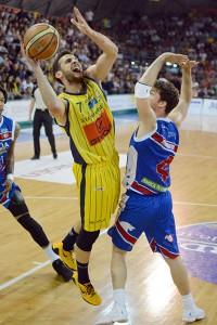 SERIE A2 Semifinale Playoff  2016 GARA 5   - Givova Scafati Basket Vs Centrale del Latte Brescia Spizzichini vs Fernandez