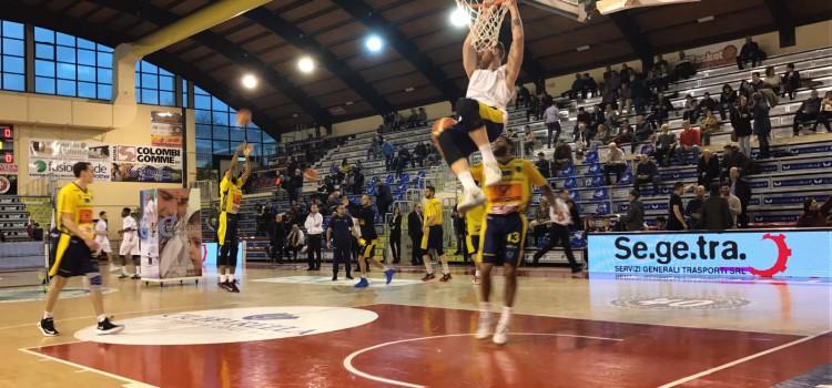 fmc ferentino vs givova scafati basket