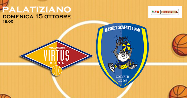 Virtus Roma VS Givova Scafati