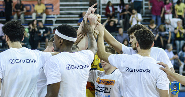 comunicato gara 5 primo turno play off