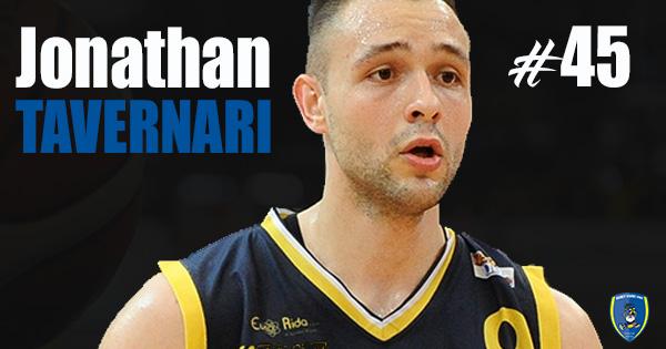 Jonathan Tavernari _nuovo giocatore della Givova