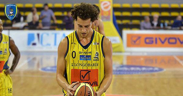 Marco Portannese ritorna in maglia gialloblu