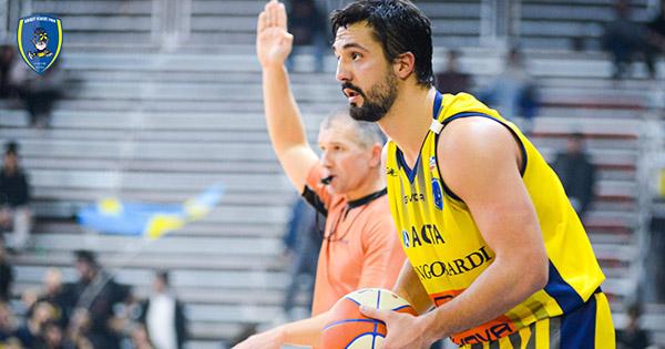 Claudio Tommasini in attacco