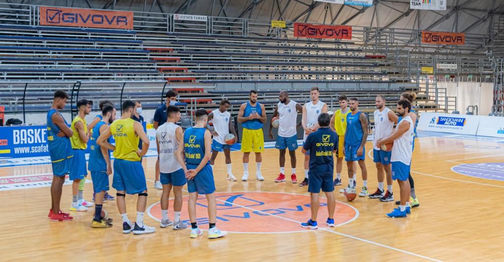 coach staff e squadra