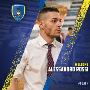 Welcome coach Rossi