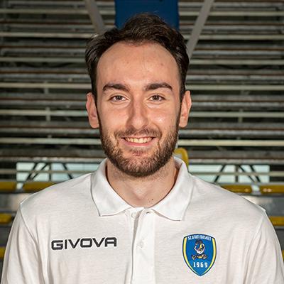 Fabio Perrino smile(foto testina inizio season 21-22)